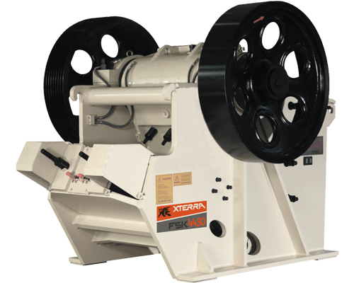XTFSK JAW CRUSHER